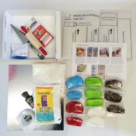 diy-American-Superheroes-Birthday-Cake-Kit-Ingredients-450