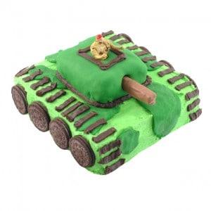 Army Tank Cake 600