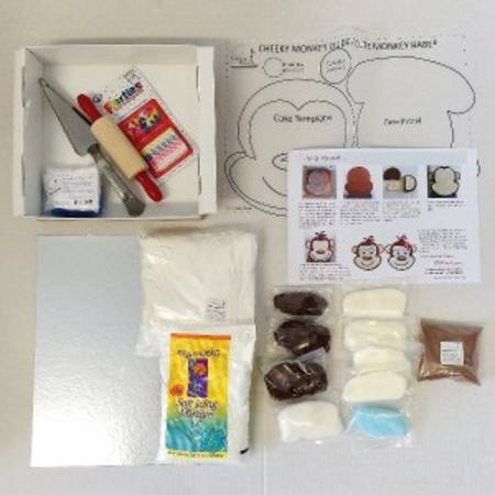 diy-Cheeky-Monkey-Cake-Kit-Ingredients-450