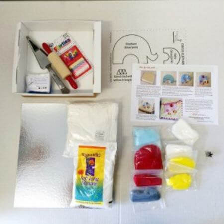 diy-Circus-Elephant-Blue-Birthday-Cake-Kit-Ingredients-450