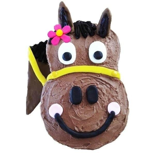 Harriet Horse Cake Kit Girls Birthday Cake Recipe Kit Diy Kit