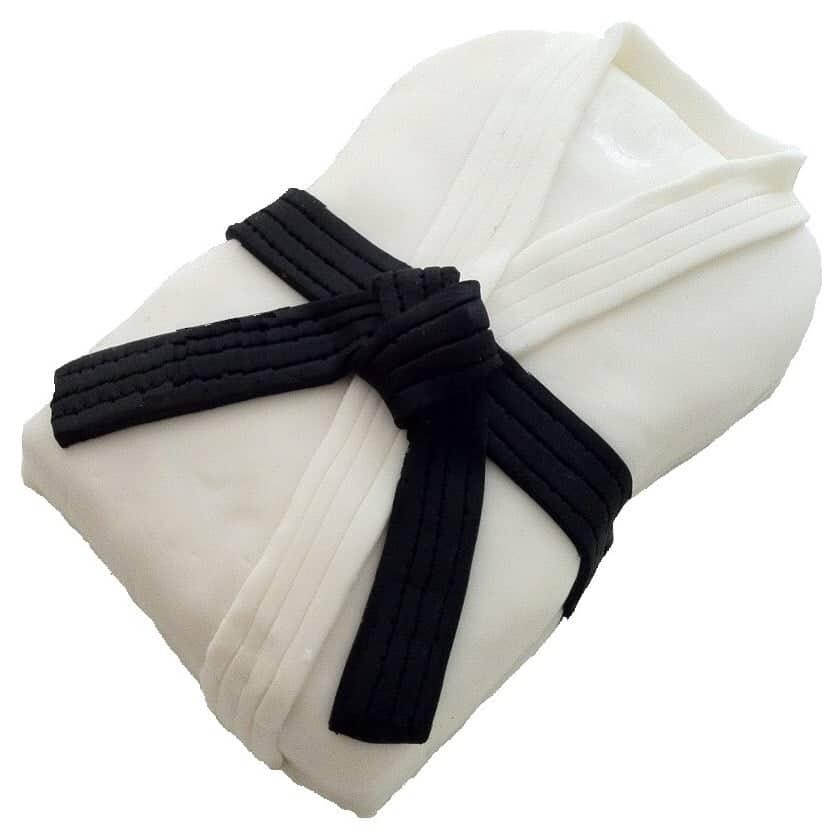 Martial Arts Cake Kit