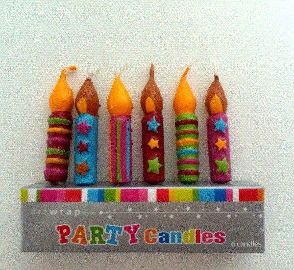Kooky Candles 600