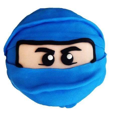 Ninja Kids Birthday Cake Kit | Cake 2 The Rescue