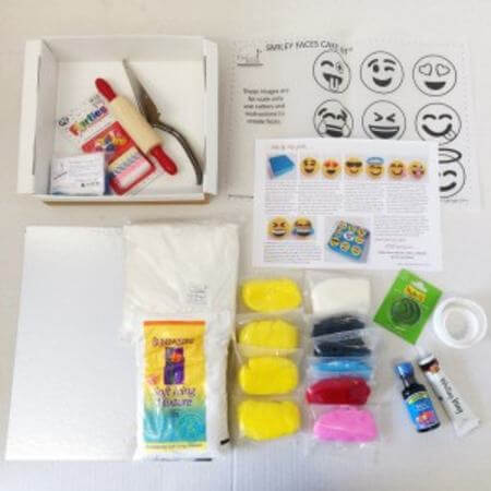 diy-Smiley-Faces-Birthday-Cake-Kit-Ingredients-450