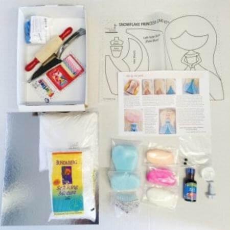 diy-Snowflake-Princess-Birthday-Cake-Kit-Ingredients-450