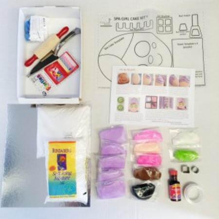 diy-Spa-Girl-Birthday-Cake-Kit-Ingredients-450