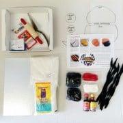 Spider-Birthday-Cake-Kit-Ingredients (600×600)