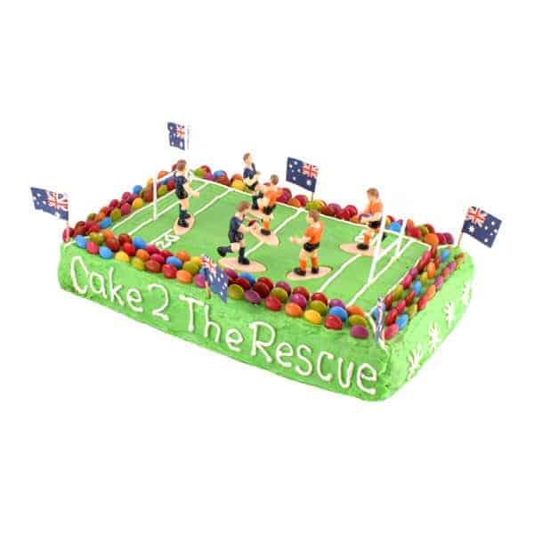 Nrl Birthday Cake