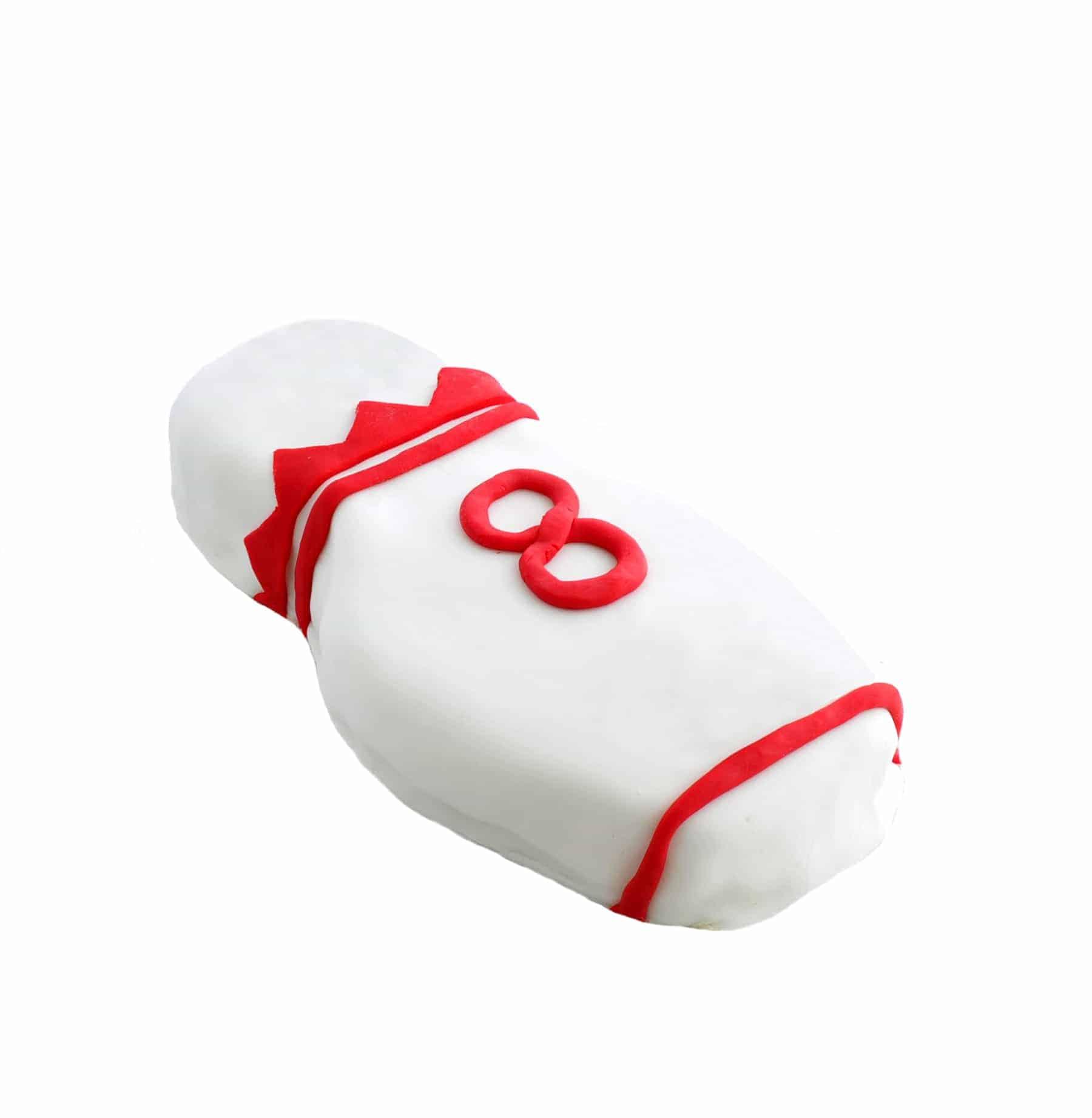 Bowling Cake Decorating Kit
