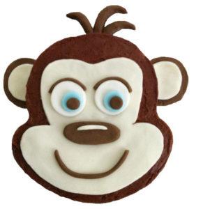 cheeky monkey boy baby shower birthday cake DIY kit from Cake 2 The Rescue
