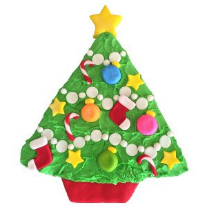 christmas tree cake kit 600