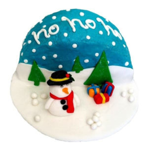 Christmas Wonderland DIY cake kit from Cake 2 The Rescue