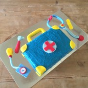 doctors kit  blue