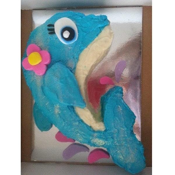 Dolphin Cake Kit
