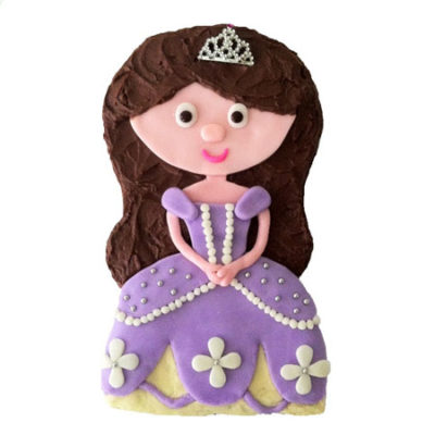 first little princess birthday cake DIY kit from Cake 2 The Rescue