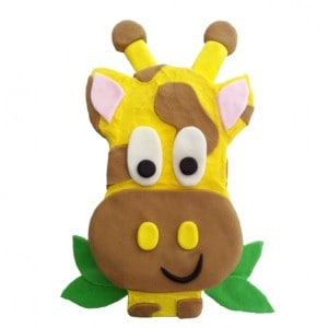 giraffe cake kit