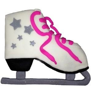 ice skate cake kit a