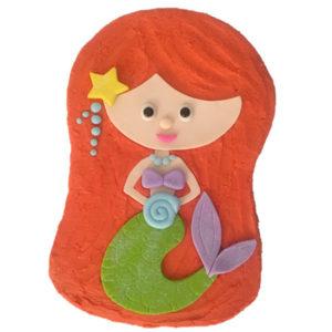 Mermaid Princess birthday cake DIY kit from Cake 2 The Rescue