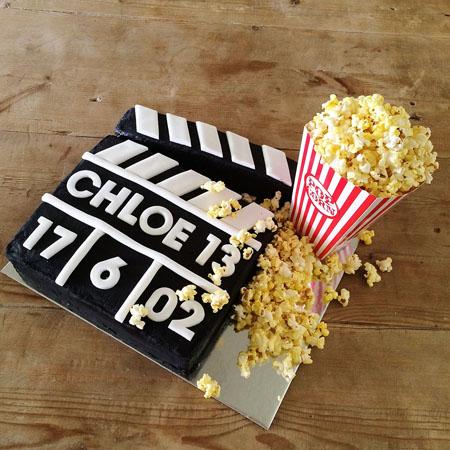 movie kids tween birthday cake DIY cake kit from Cake 2 The Rescue