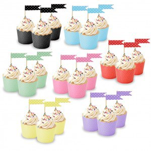 multi cupcake flags 7