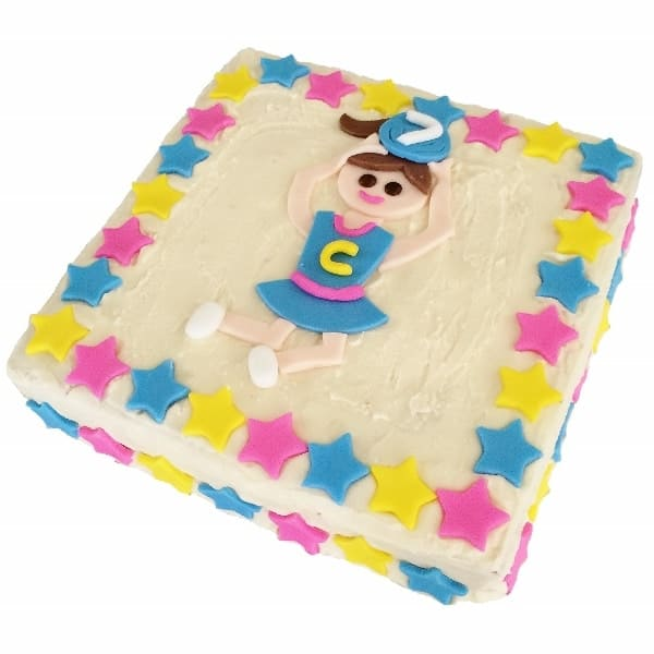 netball cake kit square 600