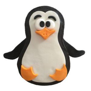 Penguin birthday cake DIY kit from Cake 2 The Rescue