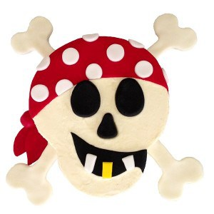 pirate jack cake kit