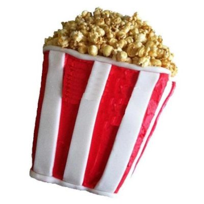 popcorn movie themed birthday party DIY cake kit from Cake 2 The Rescue