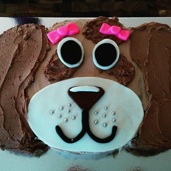 Puppy Cake Mix Australia