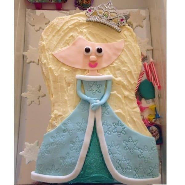 Head Table I Like The Cake Behind The Head Table So You: Snowflake Princess Cake Kit