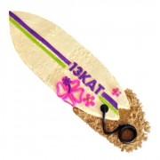 surfboar girl cake kit