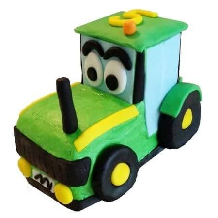 Diy Tractor Cake Kit 450