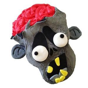 zombie cake kit