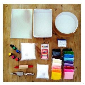 Custom Cake Kits
