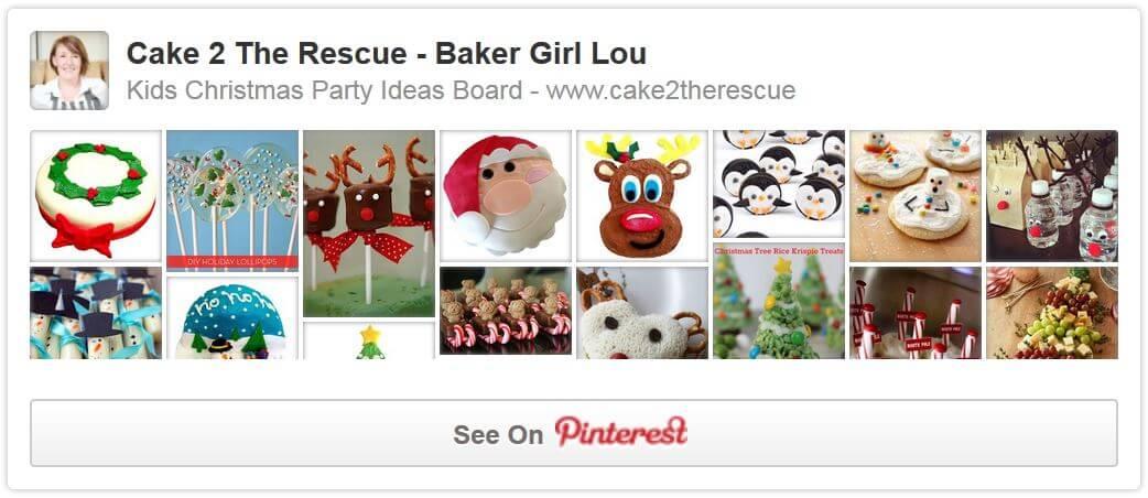 Christmas Theme Party Pinterest