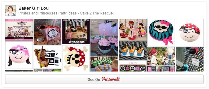 pinterest pirate and princesses party large