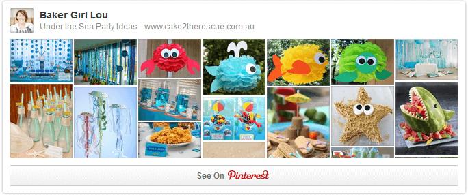 pintrest under the sea