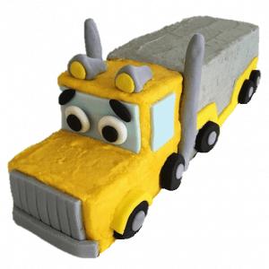 truck cake kit