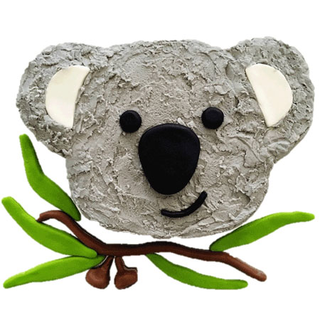 koala baby shower or birthday cake DIY kit from Cake 2 The Rescue