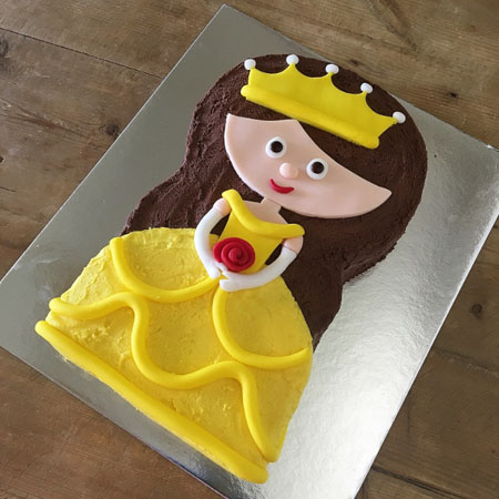 Peachy Best Little Princess Birthday Diy Cake Kit Cake 2 The Rescue Personalised Birthday Cards Paralily Jamesorg