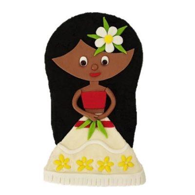 island princess birthday girl cake DIY cake kit from Cake 2 The Rescue