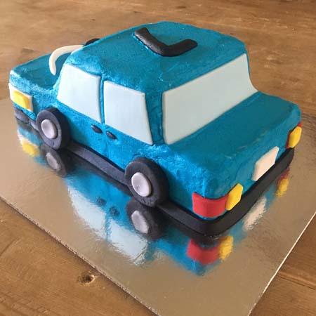 car birthday boy cake ideas DIY cake kit from Cake 2 The Rescue