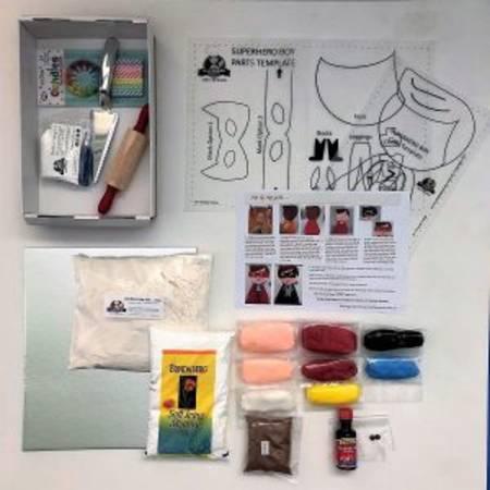 diy-superhero-boy-cake-kit-contents-450