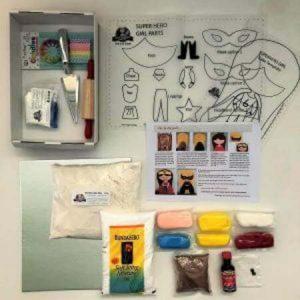 diy-superherogirl-cake-kit-contents-450