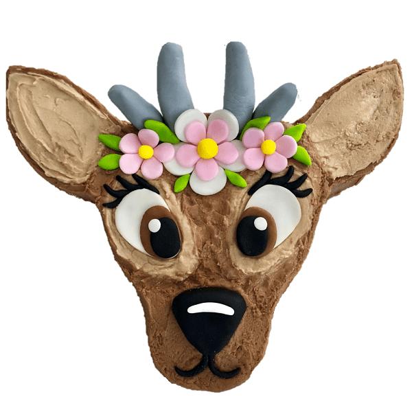 Deer Cake Kit First Birthday Cake Woodland Oh Deer