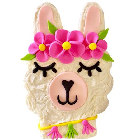 Llama Cake Kit