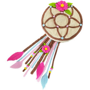 Dream catcher birthday cake DIY kit from Cake 2 The Rescue