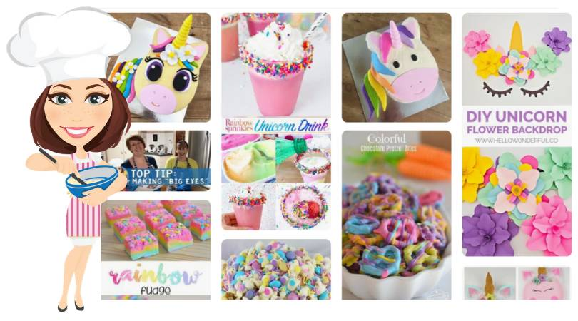 Best Unicorn Cakes and Party Ideas