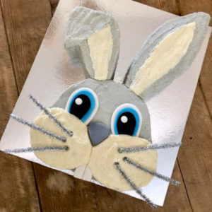 Easter Bunny boy cake kit from Cake 2 The Rescue
